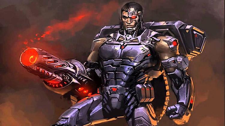 Calendario de producciones de Marvel, DC y Fox hasta el 2020 - 21Cyborg 3 de Abril de 2020 (USA)