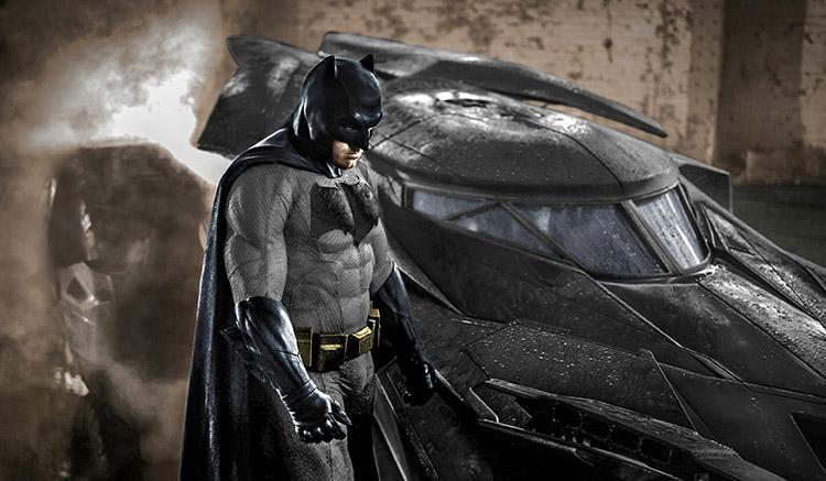 Calendario de producciones de Marvel, DC y Fox hasta el 2020 - 23 Película de Batman con Ben Affleck fecha sin confirmar