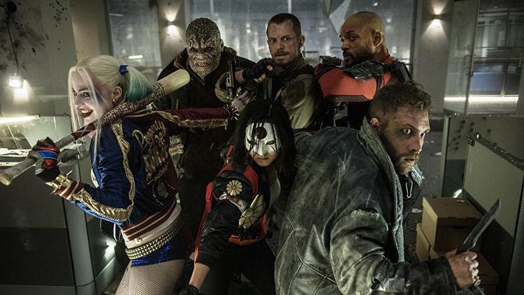 Calendario de producciones de Marvel, DC y Fox hasta el 2020 - 24 Escuadrón Suicida 2 Fecha sin confirmar