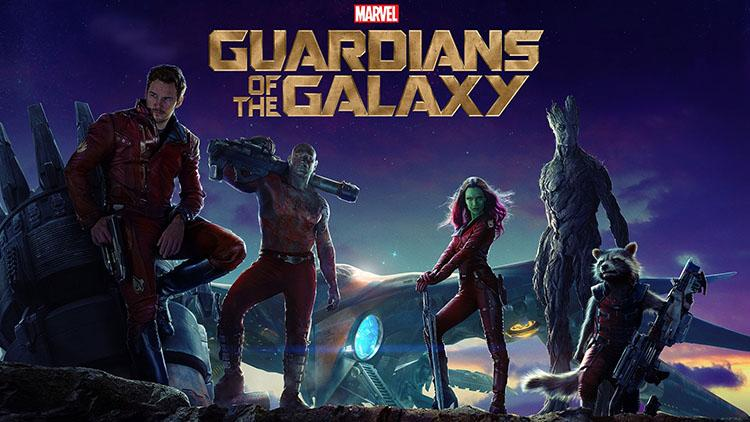 Calendario de producciones de Marvel, DC y Fox hasta el 2020 - 6 Guardianes de la galaxia Vol 2 - 28 de Abril de 2017