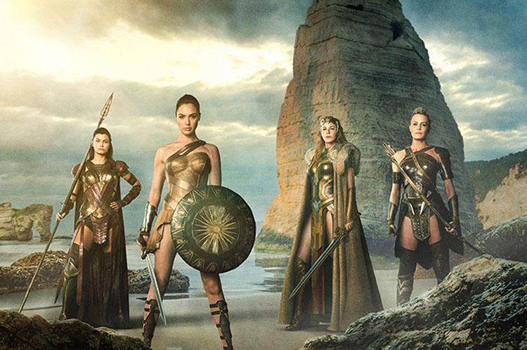 Calendario de producciones de Marvel, DC y Fox hasta el 2020 - 7 Wonder Woman 2 Junio de 2017