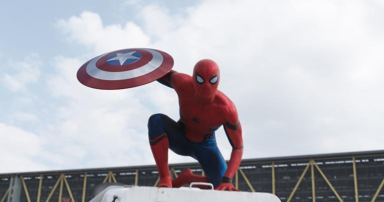 Calendario de producciones de Marvel, DC y Fox hasta el 2020 - 8 Spider-Man Homecoming 7 de Julio de 2017