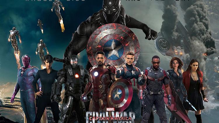 Captain America Civil War la mejor película de Marvel hasta la fecha