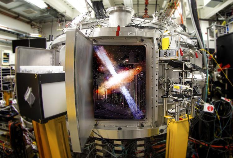 Científicos del SLAC recrean el Universo extremo en un laboratorio