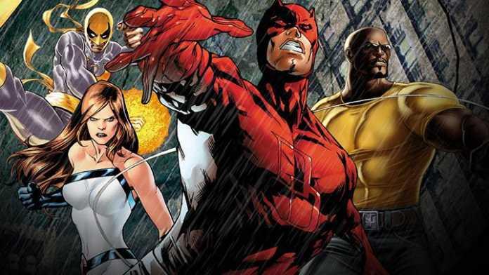 Daredevil 3, Jessica Jones 2, Iron Fist y Los Defensores posibles fechas de estreno