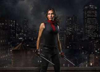 Daredevil temporada 3 Elektra regresa en un crosrrover con Los Vengadores