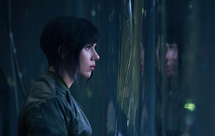 Ghost in the Shell primera imagen de Scarlett Johannson