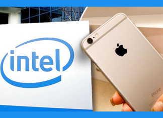 iphone 7 intel