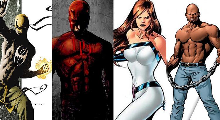 Los Defensores de Marvel incorpora nuevos guionistas.