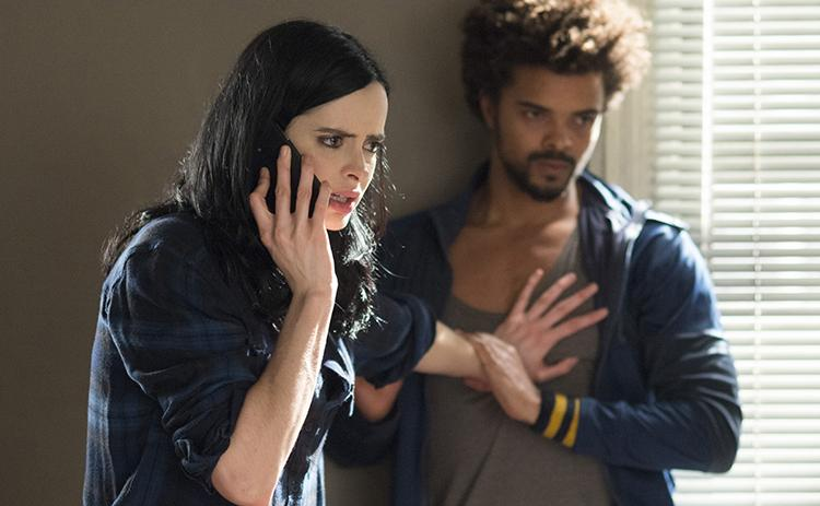 Los Defensores el actor Eka Darville de Jessica Jones regresa como Malcolm