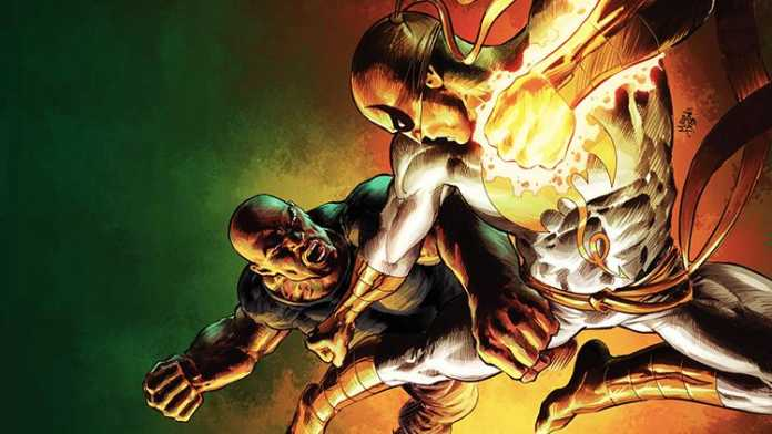 Primer vistazo al actor Finn Jones como Iron Fist