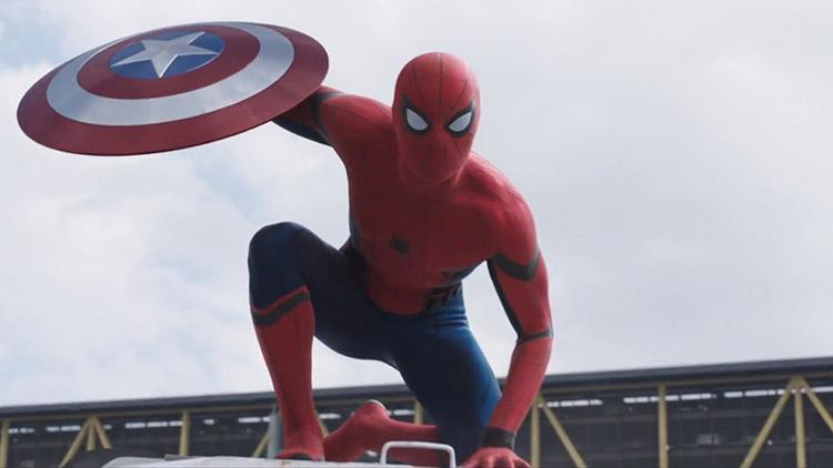 Robert Downey Jr. estará en Spiderman Homecoming