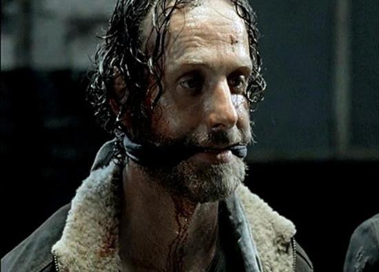 The Walking Dead filtrada secuencia de rodaje