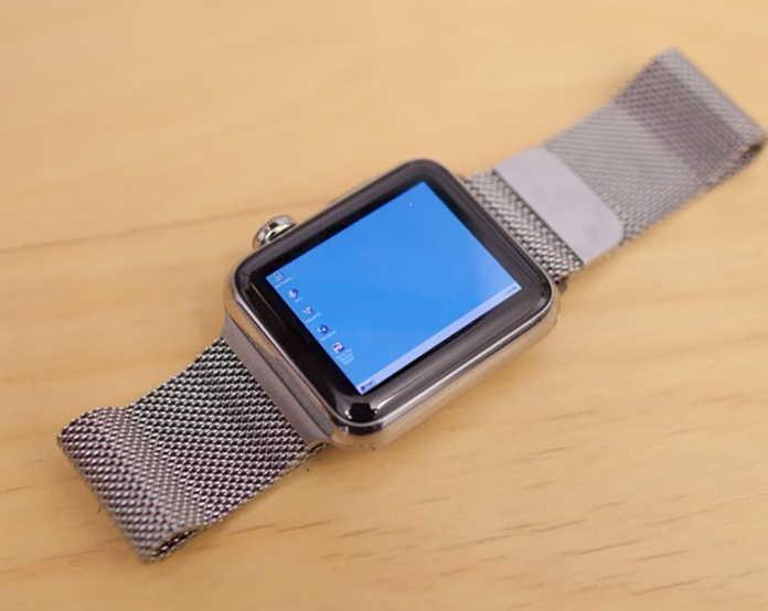 apple watch windows 95