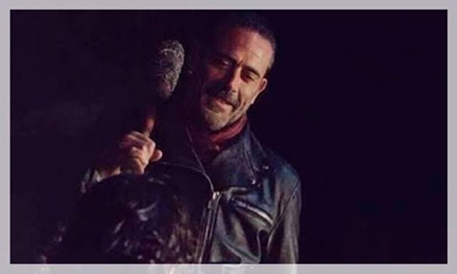 a quien mata negan the walking dead 6