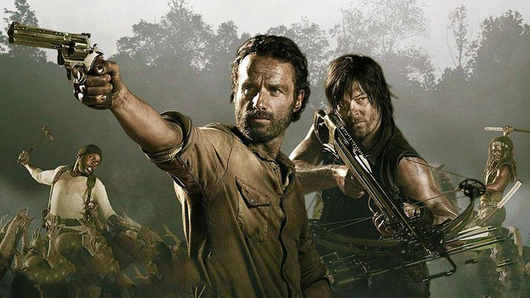 Andrew Lincoln habla sobre la víctima de The Walking Dead.