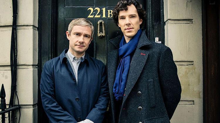 Comienza el rodaje de la temporada 4 de Sherlock