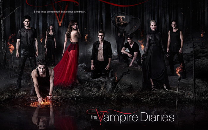 cronicas vampiricas - the vampire diaries