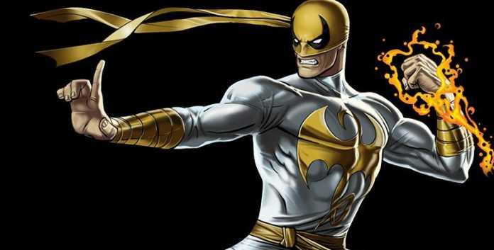 Finn Jones ofrece detalles de Iron Fist antes del comienzo de producción