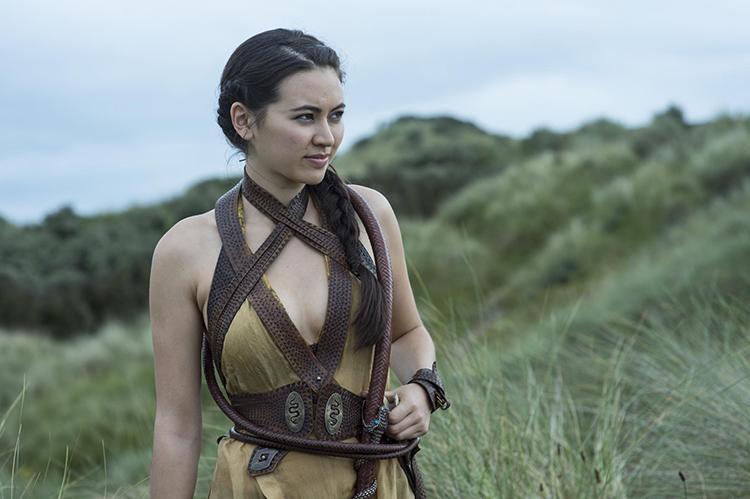 La serie Iron Fist incorpora a la actriz Jessica Henwick - Imagen serie Juego de Tronos