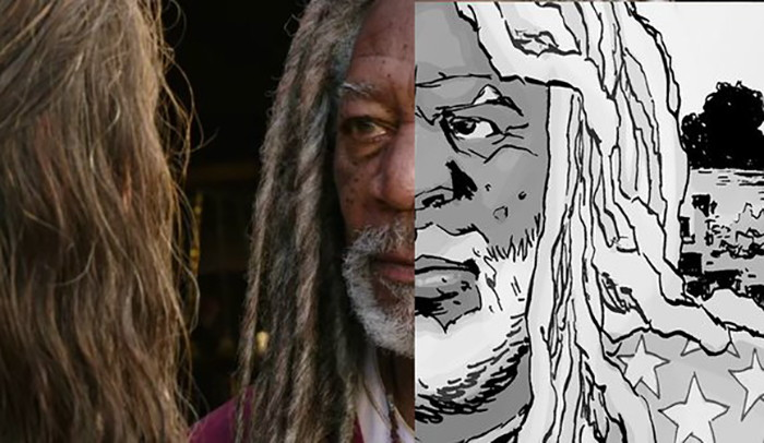 morgan freeman-ezekiel