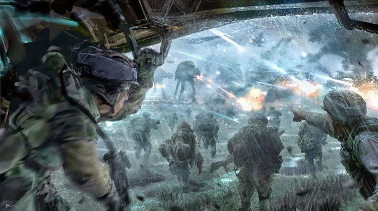 Primer trailer de Rogue One A Star Wars Story