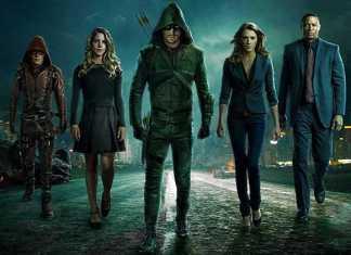 Arrow temporada 5 crossrover con los X-Men en desarrollo