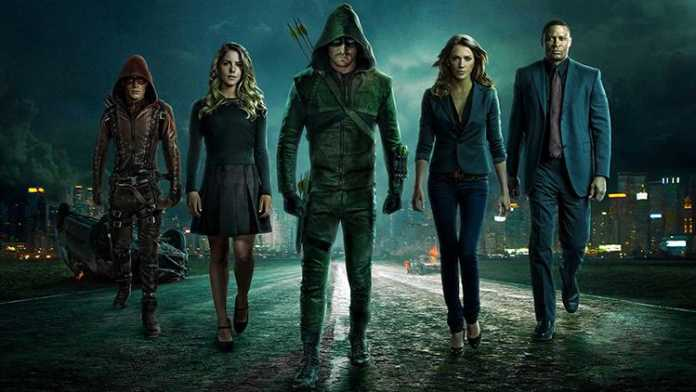Arrow temporada 5 crossrover con los X-Men en desarrollo