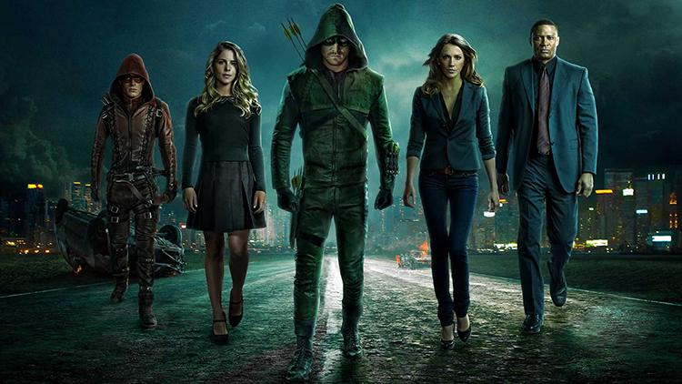 Arrow temporada 5 posible crossrover con los X-Men en desarrollo