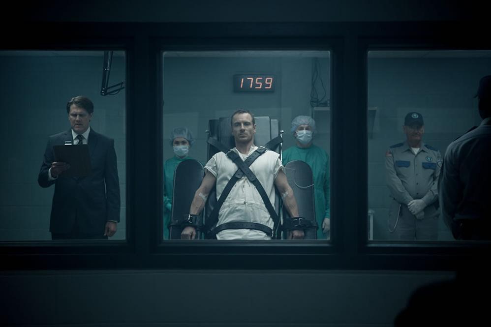 Assassins Creed Nuevas imágenes del Pasado y Presente - Michael Fassbender en el presente
