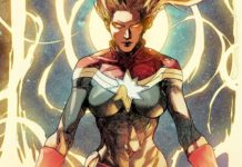 Captain Marvel Elizabeth Wood en conversaciones para dirigirla