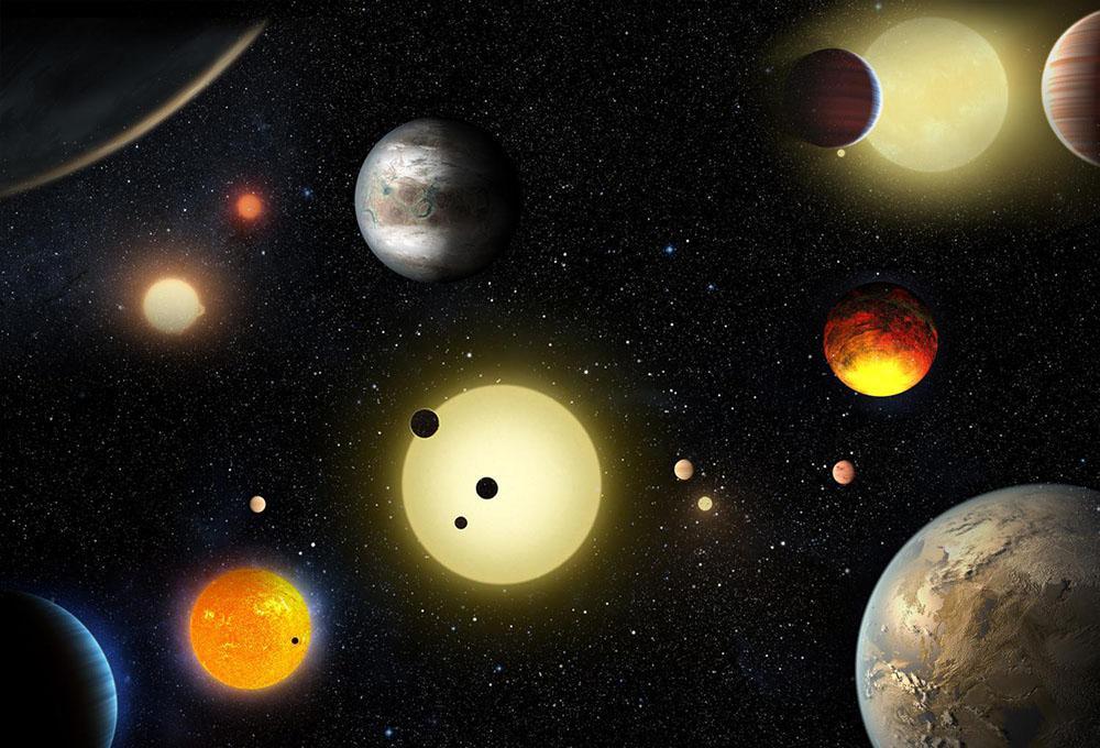 El telescopio espacial Kepler duplica su número de exoplanetas conocidos