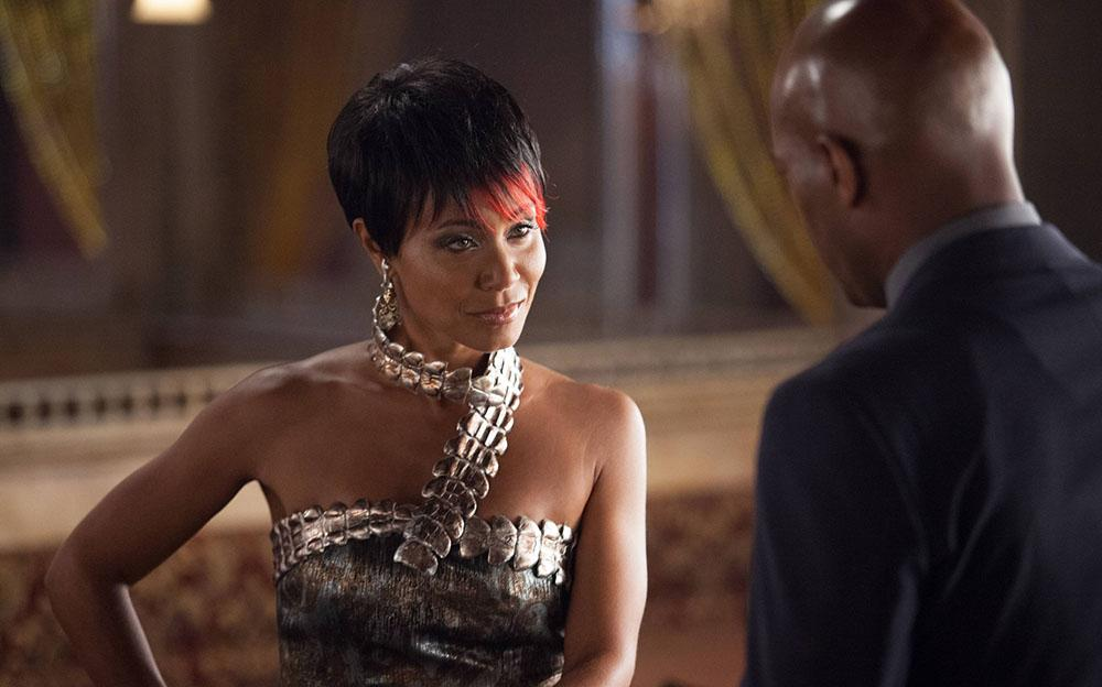 Gotham temporada 2 promo el regreso de Fish Mooney - Jada Pinkett Smith