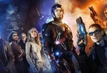 Legends of Tomorrow final de la temporada 1 sinopsis oficial