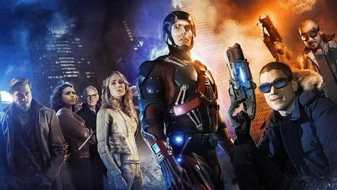 Legends of Tomorrow final de la temporada 1 sinopsis oficial