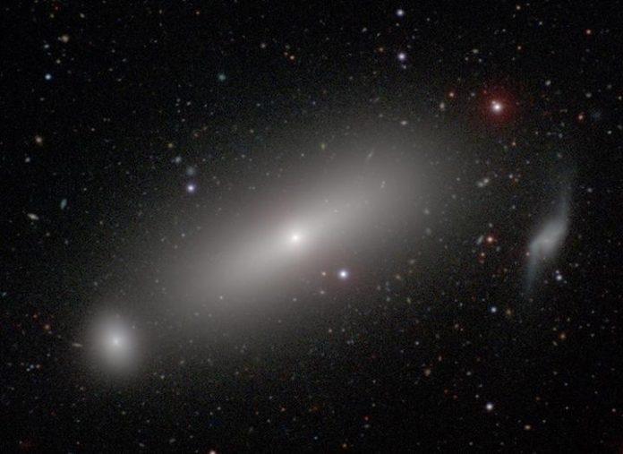 Miden un agujero negro 660 millones de veces mayor que el Sol