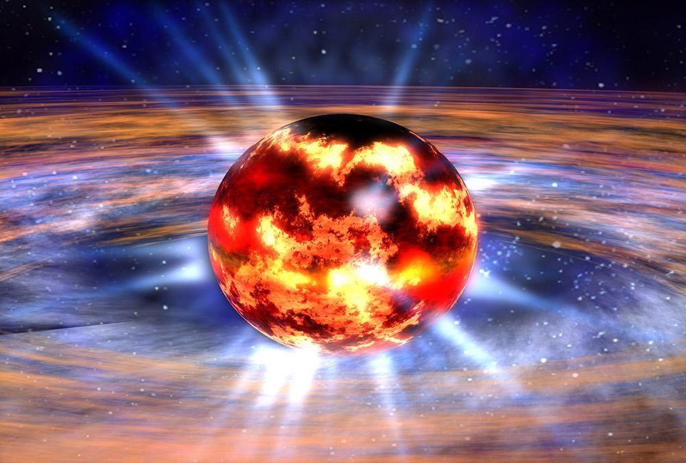 'Mina de oro' en la galáxia da explicación al origen de los elementos más pesados