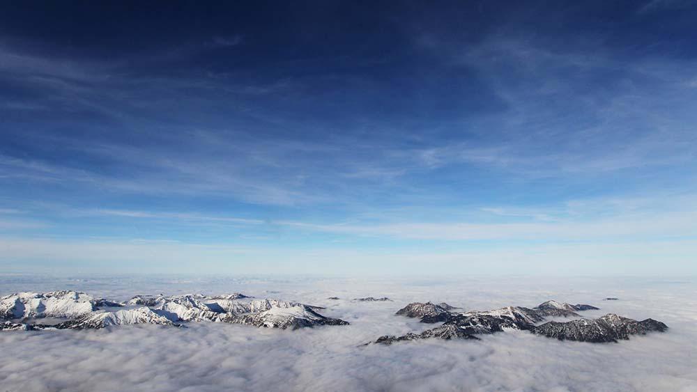Primera aparición del oxigeno en la atmósfera de la Tierra