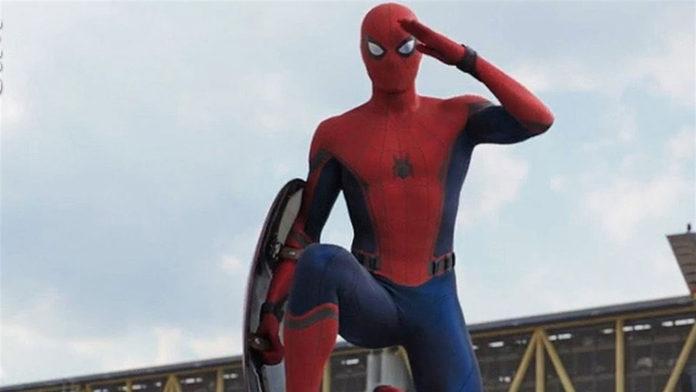 Spider-Man Homecoming crossrover con Kingpin de Daredevil