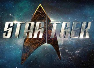 Star Tek nueva serie de Tv teaser y logo