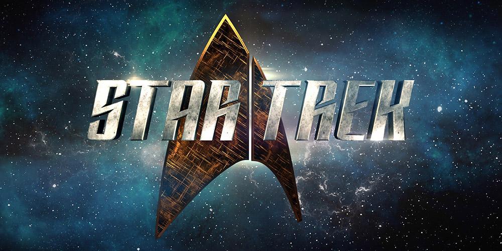 Star Trek nueva serie de Tv teaser y logo