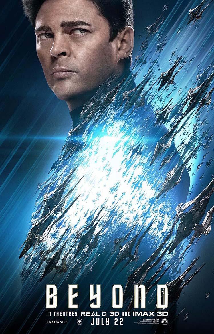 Star Trek Beyond posters oficiales de personajes Dr-McCoy