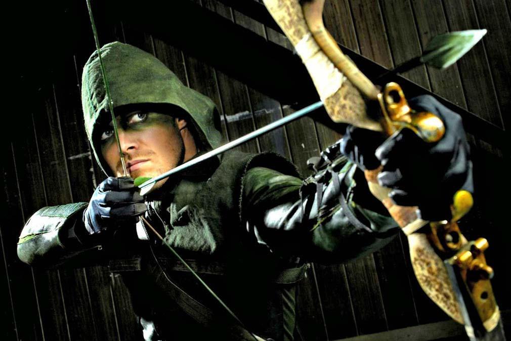 Stephen Amell habla sobre una posible película de Arrow