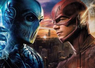 The Flash 2x23 trailer 'The Race of his Life'