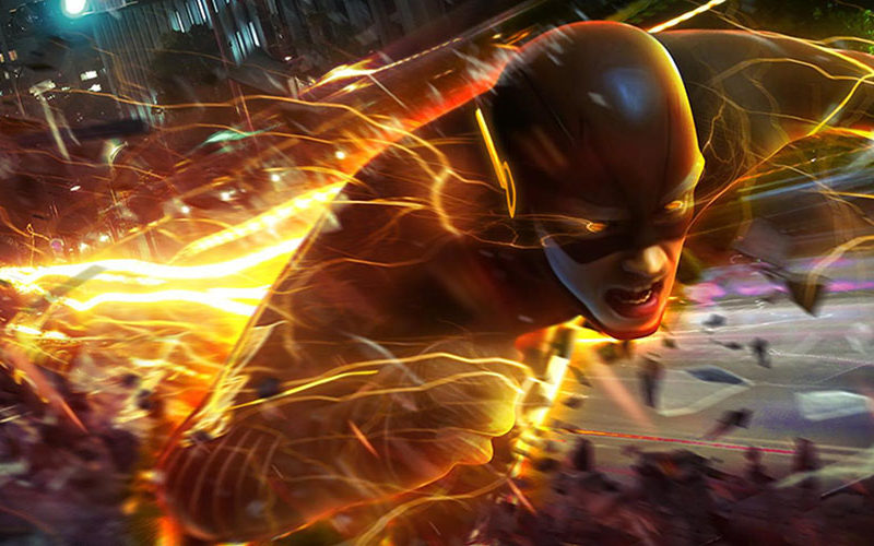 The Flash final de la temporada 2 muerte y Black Canary