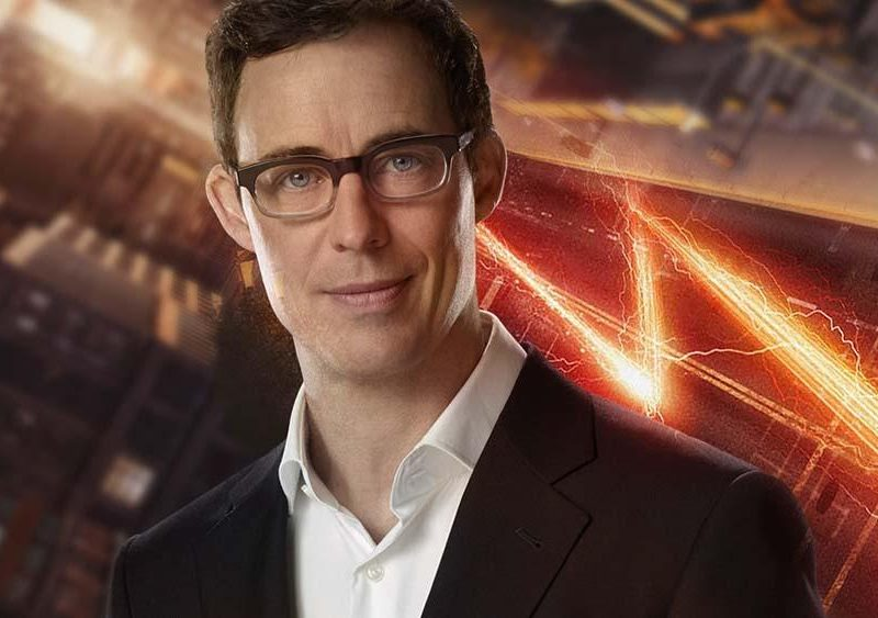The Flash teemporada 3 Tom Cavanagh confirmado como personaje regular