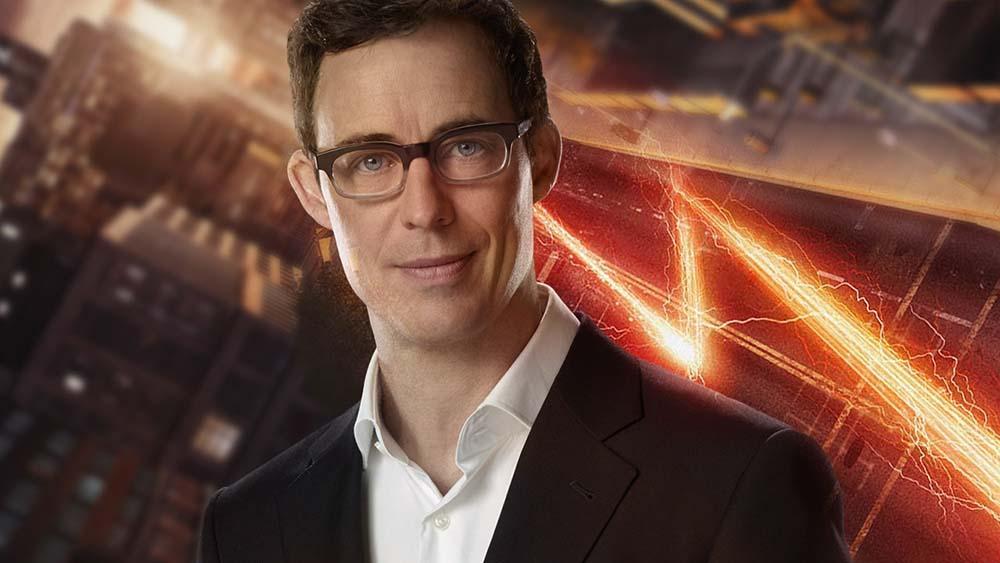 The Flash teemporada 3 Tom Cavanagh confirmado como personaje regular