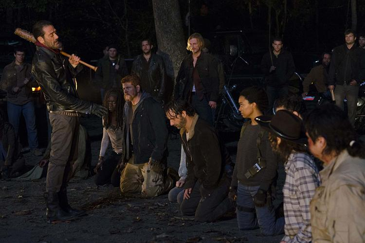 The Walking Dead carta de Robert Kirkman sobre el cliffhanger de la temporada 6