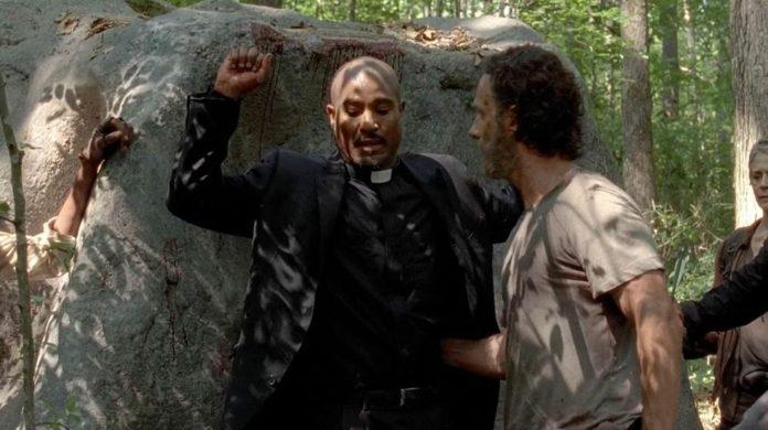 The Walking Dead temporada 7 spoilers cuando podría saberse a quién mató Negan