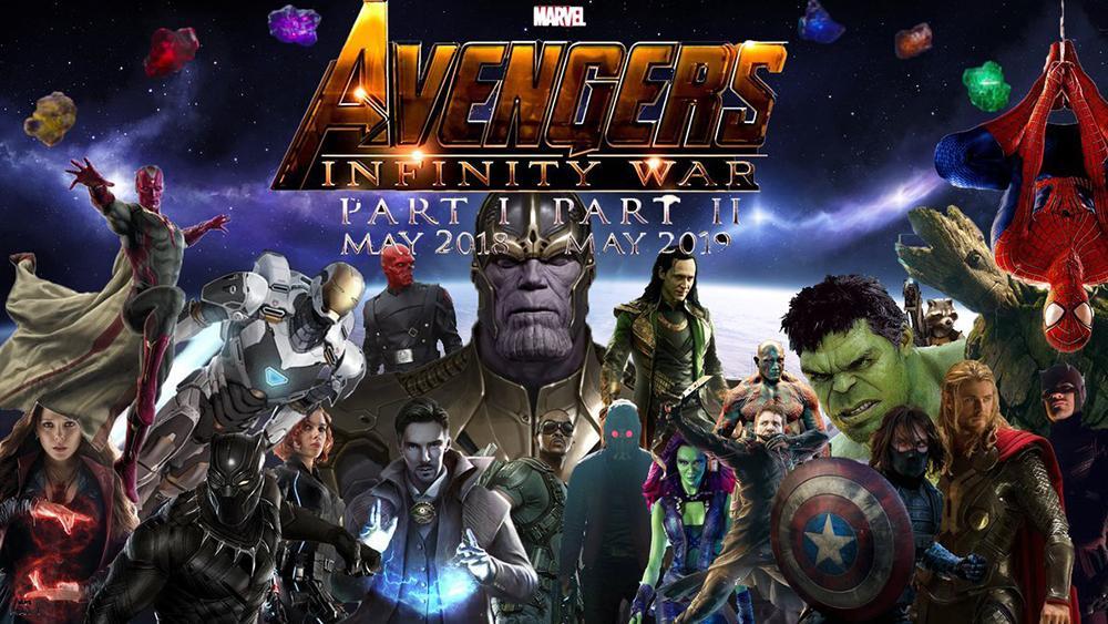 'Vengadores 3', 'Guardianes de la Galaxia 2' crossrover en marcha